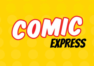 comicexpress.dk