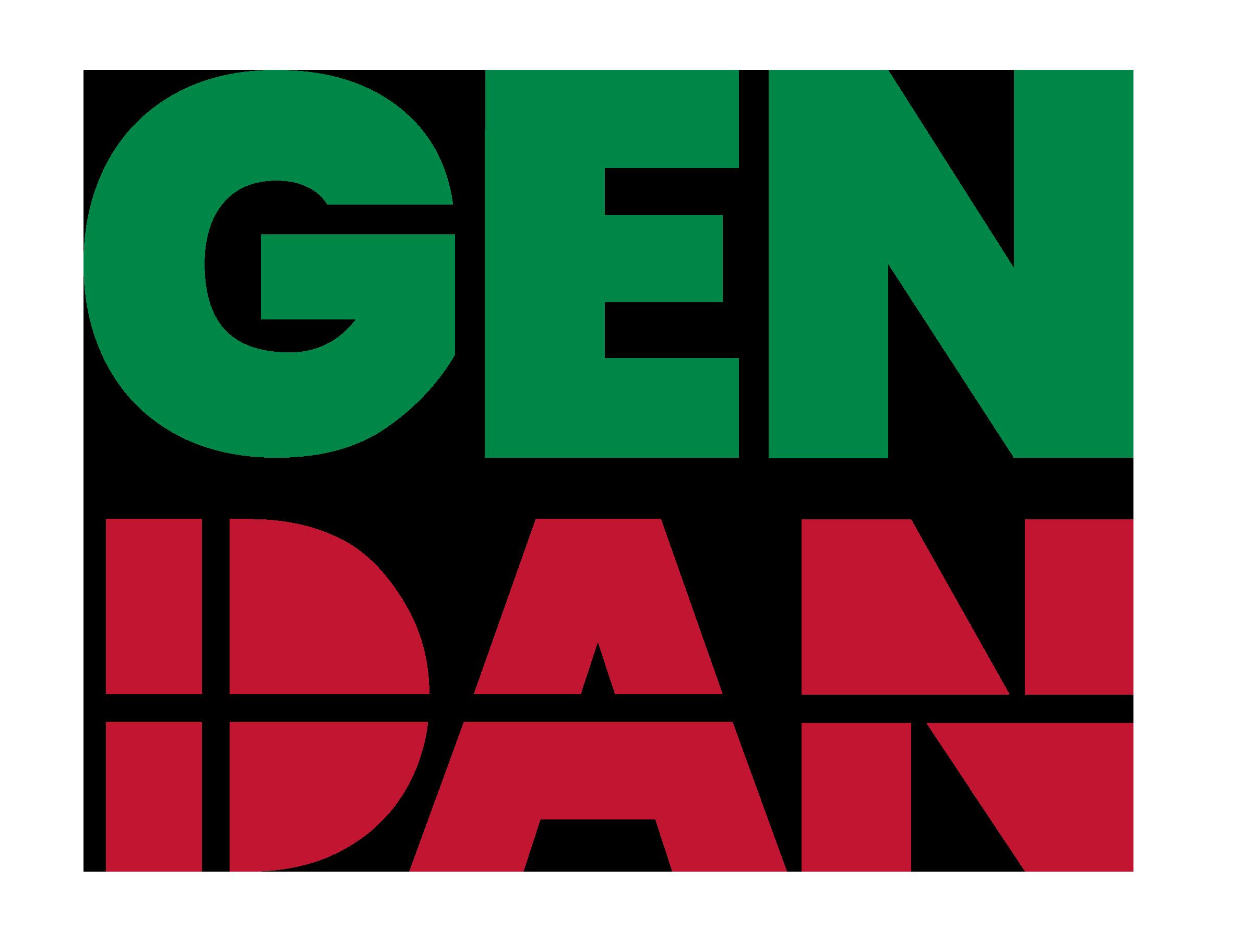 GENDAN logoet i SVG format, af Nikolaj Lauritsen