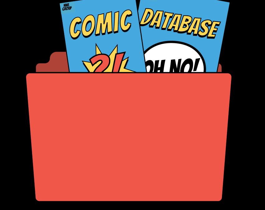 Tegneserie database