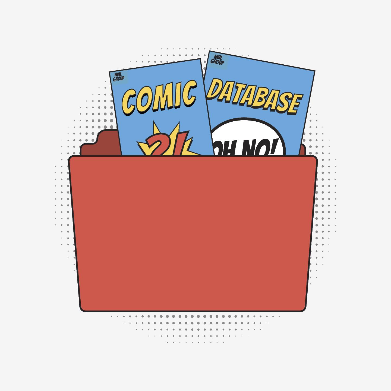 Nikolaj With Lauritsen er en stor fan af amerikanske tegneserier, og har derfor udviklet